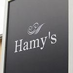 軽井沢「Hamy's」でモーニング